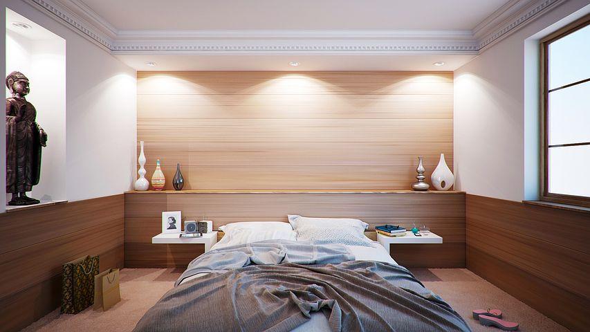 Comment tirer le meilleur d'une petite chambre à coucher ?