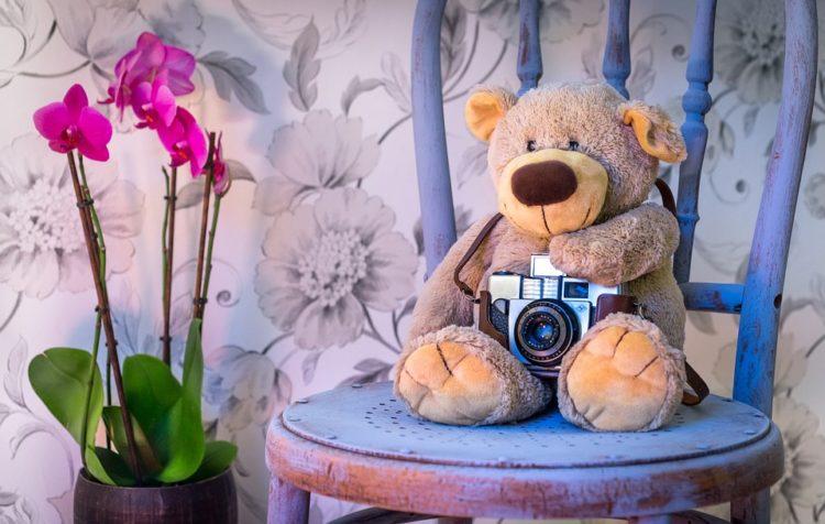 Faire des photos en famille dans un studio professionnel !