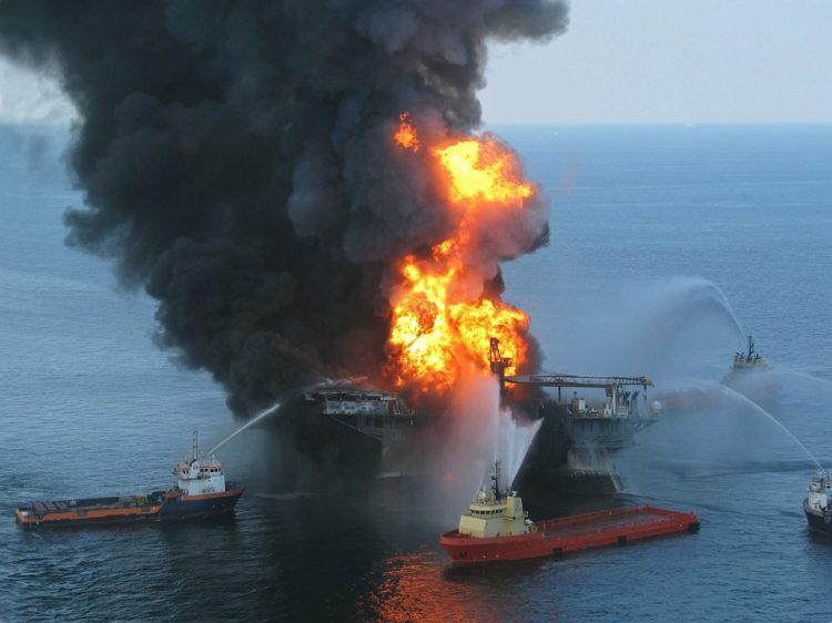 Les effets de la contamination de la mer par du pétrole