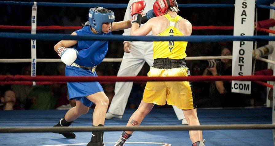 La boxe aide au développement des enfants et des adolescents